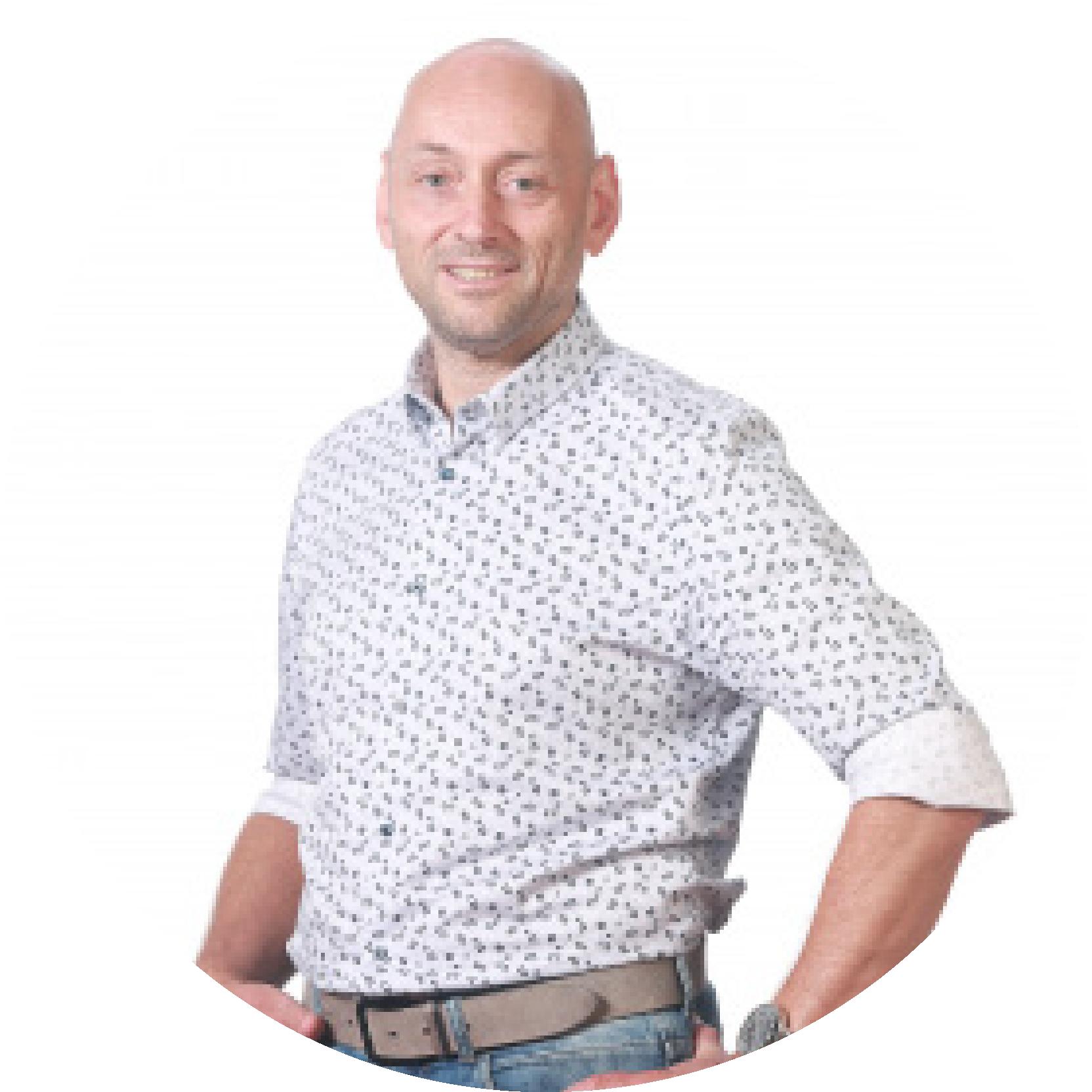 start home rentals - medewerker Peter